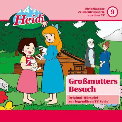 Heidi 09: Großmutters Besuch