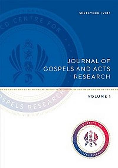 Journal of Gospels and Acts Research