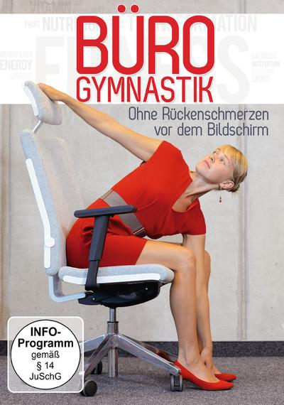 Bürogymnastik Ohne Rückenschmerzen Vor Dem Bildsch