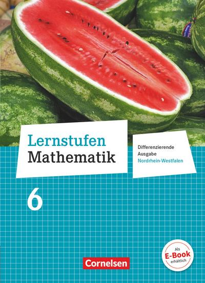 Lernstufen Mathematik - Differenzierende Ausgabe Nordrhein-Westfalen