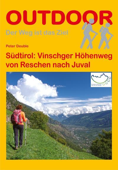Südtirol: Vinschger Höhenweg