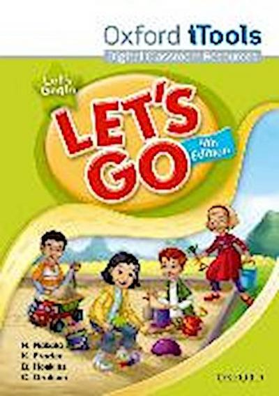 Let's Go, Let's Begin Itools Classroom Presentation DVD-ROM: Language Level: Beginning to High Intermediate. Interest Level: Grades K-6. Approx. Readi