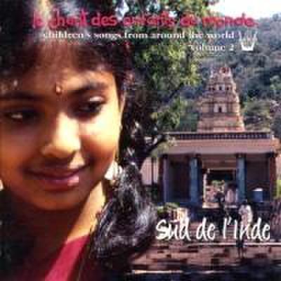 Kinderlieder der Welt Vol.2-Südindien