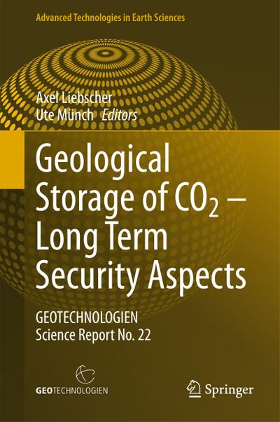 Geological Storage of CO2: Long Term Security Aspects