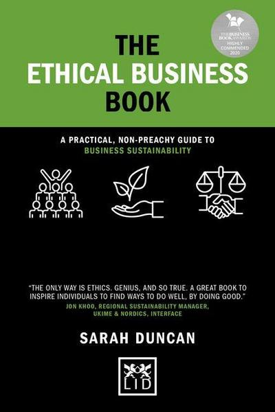 The Ethical Business Book: A Practical, Non-Preachy Guide to Business Sustainability