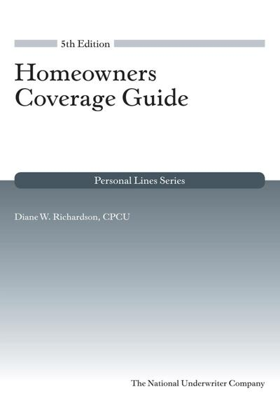 Homeowners Coverage Guide
