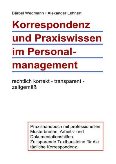 Korrespondenz und Praxiswissen im Personalmanagement