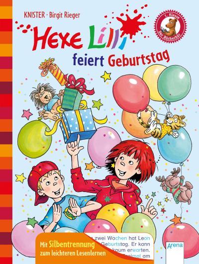 Hexe Lilli feiert Geburtstag