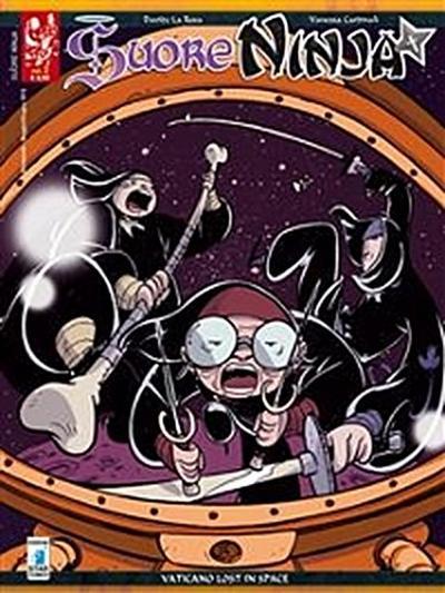 Suore Ninja n° 2 - Vaticano lost in space