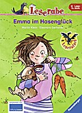 Leserabe - 1. Lesestufe: Emma im Hasenglück ( ...