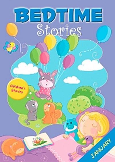 31 Bedtime Stories for January