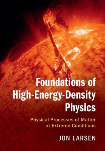 Foundations of High-Energy-Density Physics