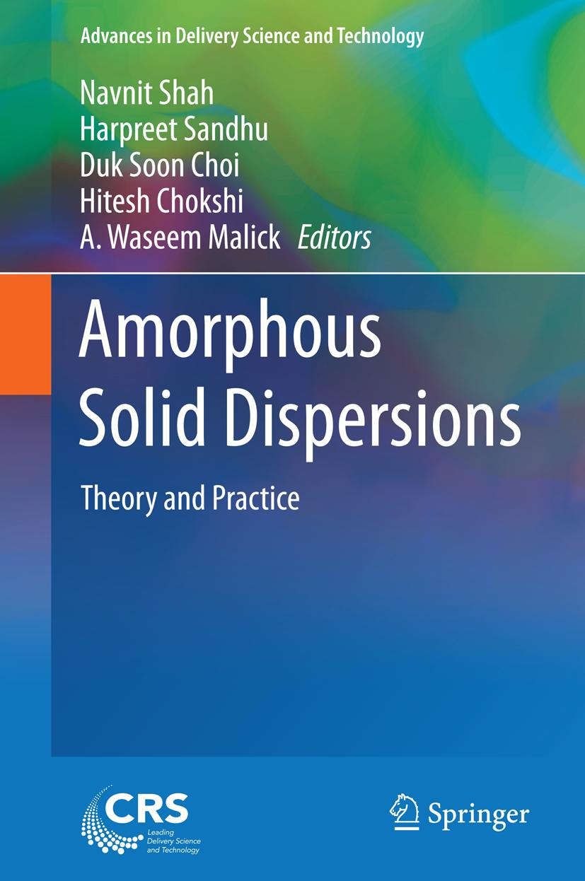 Amorphous Solid Dispersions Navnit Shah
