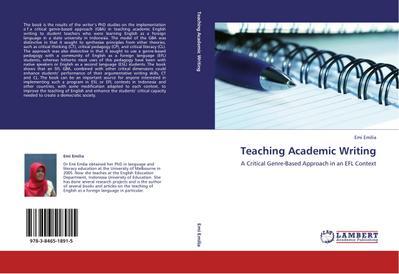 Teaching Academic Writing