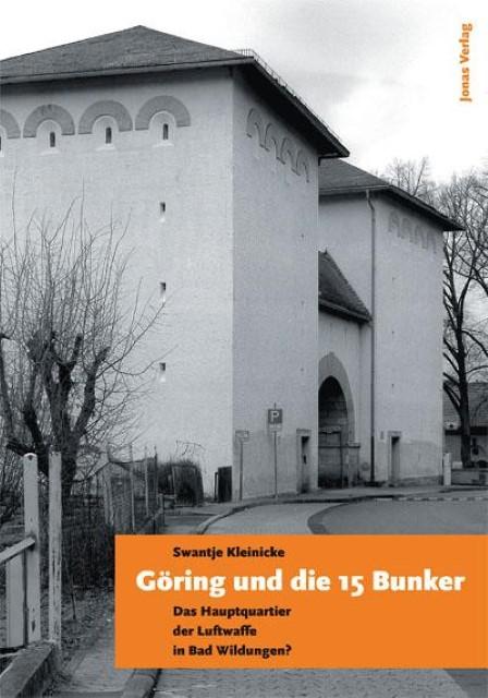 Göring und die 15 Bunker, Swantje Kleinicke