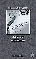 Adressat unbekannt; Übers. v. Böhm, Dorothee; ...