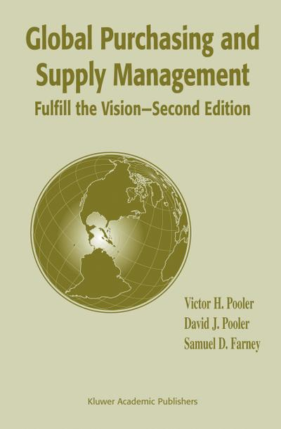 Global Purchasing and Supply Management