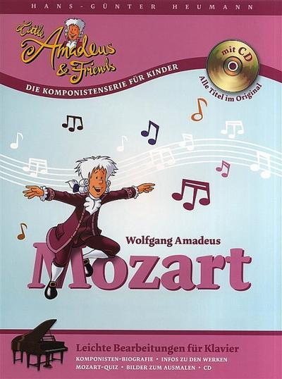 Little Amadeus & Friends - Wolfgang Amadeus Mozart