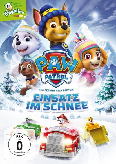 Paw Patrol: Einsatz im Schnee