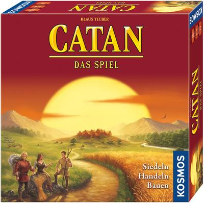 Kosmos 693602 - Catan - Das Spiel
