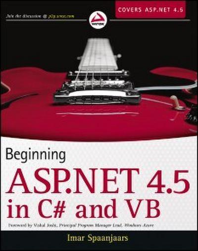 Beginning ASP.NET 4.5