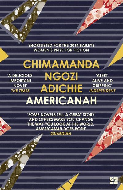 Americanah, English edition