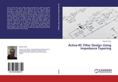 Active-RC Filter Design Using Impedance Tapering