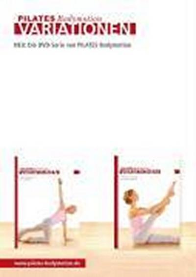Pilates Bodymotion Variationen Matwork I-II und II-III