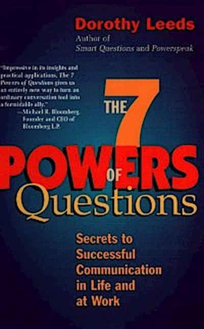 7 Powers of Questions