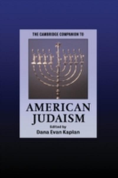 Cambridge Companion to American Judaism