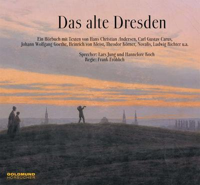 Das alte Dresden, 1 Audio-CD