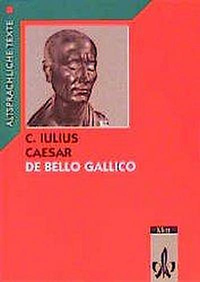 De bello Gallico 1/2