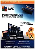 AVG Performance 2016, USB-Stick