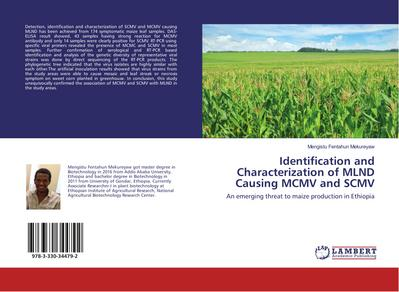 Identification and Characterization of MLND Causing MCMV and SCMV