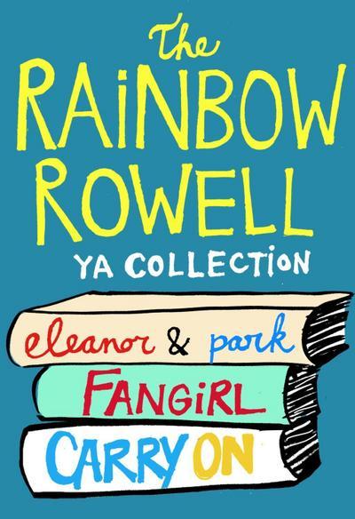 Rainbow Rowell YA Collection