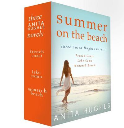 Summer on the Beach, Three Anita Hughes Novels