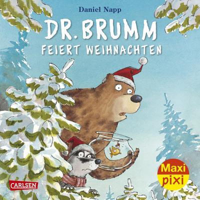 Maxi-Pixi Nr. 251: VE 5 Dr. Brumm feiert Weihnachten