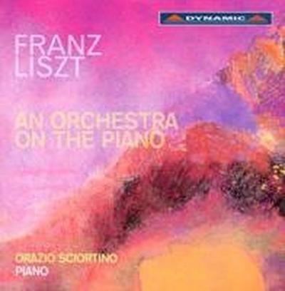 Ein Orchester im Klavier