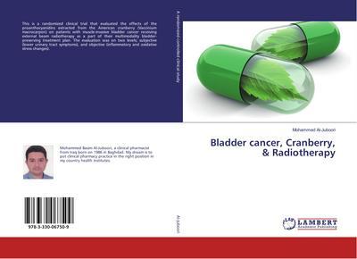 Bladder cancer, Cranberry, & Radiotherapy