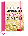 Time to drink champagne and dance on the table 2018