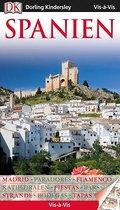 Vis-à-Vis Spanien; Vis à Vis; Deutsch; über 2000 farbige Fotos, 3-D-Zeichnungen & Grundrisse