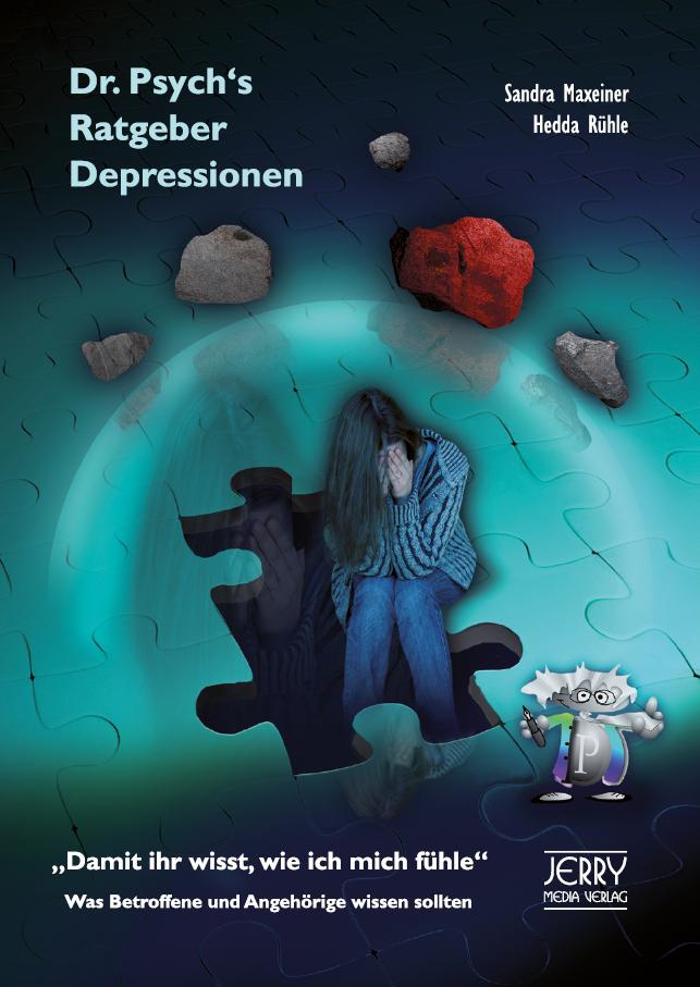 Dr. Psych's Ratgeber Depressionen Sandra Maxeiner