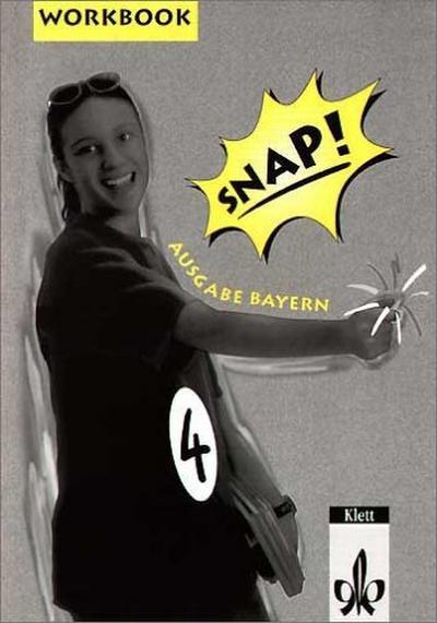 Snap!, Ausgabe Bayern, Workbook: BD 4