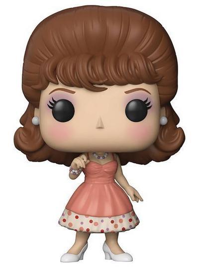 Pop Pee-Wee Playhouse Miss Yvonne Vinyl Figure