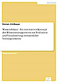Wissensbilanz - Ein innovatives Konzept des Wissensmanagements zur Evaluation und Visualisierung immaterieller Vermögenswerte - Roman Litzlbauer