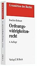 Ordnungswidrigkeitenrecht - Joachim Bohnert