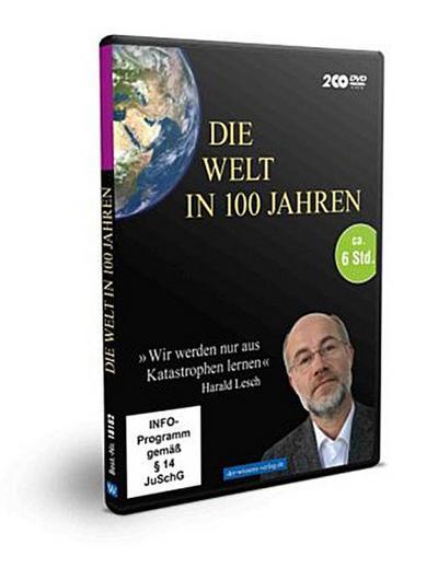 Die Welt in 100 Jahren, 2 DVDs