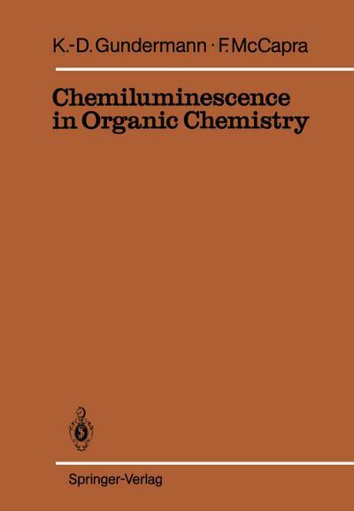 Chemiluminescence in Organic Chemistry