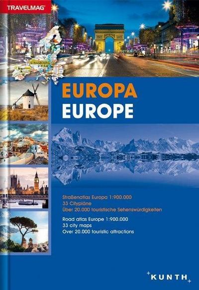 Reiseatlas Europa