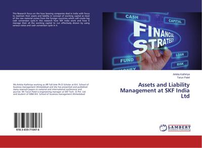 Assets and Liability Management at SKF India Ltd